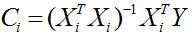 فرمول ضرایب