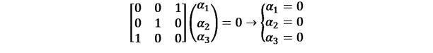 KutoolsEquPic:[■(0&0&1@0&1&0@1&0&0)](█(?_1¦?_2 @?_3 ))=0→{█(?_1=0@?_2=0@?_3=0)┤