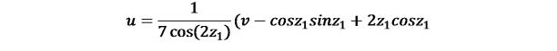 KutoolsEquPic:?=1/(7 cos(2?_1 ) )(?−????_1 ????_1+2?_1 ????_1