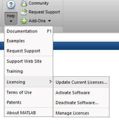 license active matlab