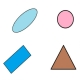 2D GEOMETRIC SHAPE AND COLOR RECOGNITION USING DIGITAL IMAGE PROCESSING