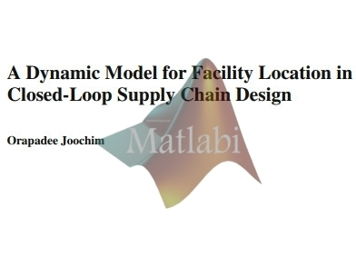 A Dynamic Model for Facility Location in Closed-Loop Supply Chain Design