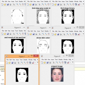 A Robust and Efficient Algorithm for Eye Detection on Gray Intensity Face