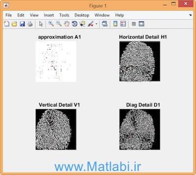 Fingerprint Image Compression
