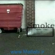 Smoke detection algorithm for intelligent video surveillance system