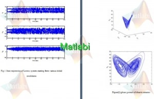 Control of chaotic systems with uncertain parameters and stochastic disturbance by LMPC