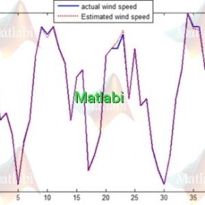 پیش بینی سرعت باد در فرودگاه مهر آباد با استفاده از شبکه های عصبی پرسپترون چندلایه