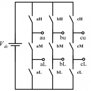 ارائه روش سوئیچینگ Carrier-Based اینورتر نه سوئیچه منبع امپدانس