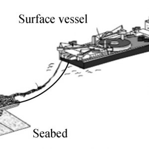 Robust Adaptive Dynamic Surface Path Tracking Control for Dynamic Positioning Vessel with Big Plough