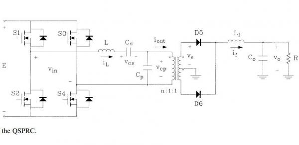 QSPRC Sliding-Mode Control of Quantum Series-Parallel Resonant Converters via Input–Output Linearization