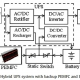 Modelling and control of hybrid UPS system with backup PEM fuel cell battery