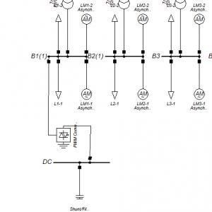 افزایش پایداری گذرای سیستم توزیع با حضور مزارع بادی از نوع تکنولوژیهای SCIG و DFIG با استفاده از STATCOM