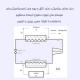 مدل سازی دینامیکی دمای اتاق و بهره وری ترمودینامیکی برای سیستم های تهویه مطبوع انبساط مستقیم با استفاده از شبکه عصبی بیزین و انفیس
